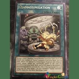 Ojamassimilation - LED2-EN022 - Rare 1st Edition