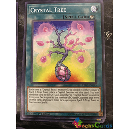 Crystal Tree - LED2-EN045 - Common 1st Edition