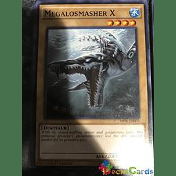 Megalosmasher X - SR04-EN003 - Common 1st Edition