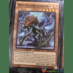Miscellaneousaurus - SR04-EN014 - Common 1st Edition