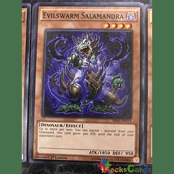 Evilswarm Salamandra - SR04-EN015 - Common 1st Edition