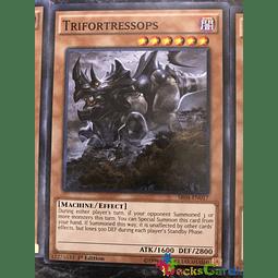 Trifortressops - SR04-EN017 - Common 1st Edition