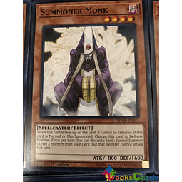 Summoner Monk - SDCL-EN014 - Common 1st Edition