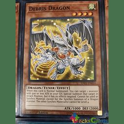 Debris Dragon - SDCL-EN016 - Common 1st Edition