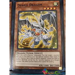 Debris Dragon - SDCL-EN016 - Common 1st Edition