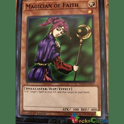 Magician of Faith - SDCL-EN019 - Common 1st Edition