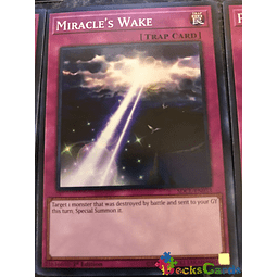 Miracle's Wake - SDCL-EN033 - Common 1st Edition