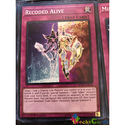 Recoded Alive - SDCL-EN032 - Common 1st Edition