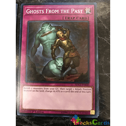 Ghosts From the Past - SDCL-EN040 - Common 1st Edition