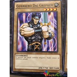 Warrior Dai Grepher - DEM2-EN008 - Common