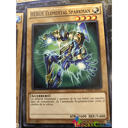 Elemental HERO Sparkman - DEM2-EN011 - Common