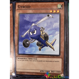 Gyroid - DEM2-EN014 - Common