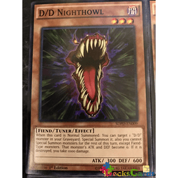 D/D Nighthowl - SDPD-EN009 - Common 1st Edition