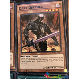 Dark Grepher - SDPD-EN017 - Common 1st Edition