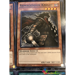 Armageddon Knight - SDPD-EN018 - Common 1st Edition