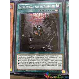 Dark Contract with the Yamimakai - SDPD-EN023 - Common 1st Edition