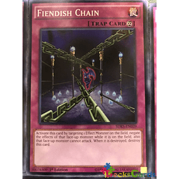 Fiendish Chain - SDKS-EN039 - Common 1st Edition