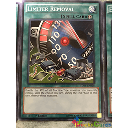 Limiter Removal - SDKS-EN028 - Common 1st Edition
