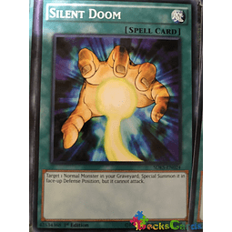 Silent Doom - SDKS-EN024 - Common 1st Edition