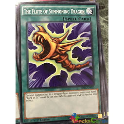 The Flute of Summoning Dragon - SDKS-EN023 - Common 1st Edition