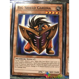 Big Shield Gardna - LDK2-ENY16 - Common 1st Edition