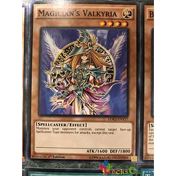 Magician's Valkyria - LDK2-ENY17 - Common 1st Edition