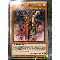 Blast Magician - LDK2-ENY18 - Common 1st Edition