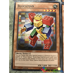 Blockman - LDK2-ENY19 - Common 1st Edition