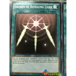 Swords of Revealing Light - LDK2-ENY23 - Common 1st Edition