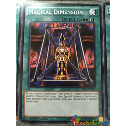Magical Dimension - LDK2-ENY24 - Common 1st Edition