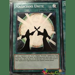 Magicians Unite - LDK2-ENY25 - Common 1st Edition