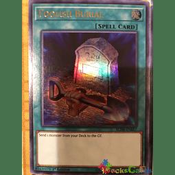 Foolish Burial - BLHR-EN057 - Ultra Rare 1st Edition