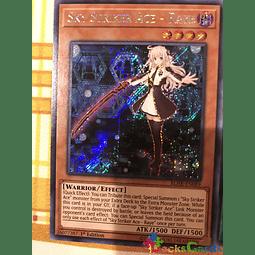 Sky Striker Ace - Raye - BLHR-EN089 - Secret Rare 1st Edition