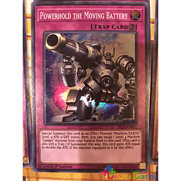 Powerhold the Moving Battery - FIGA-EN005 - Super Rare 1st Edition