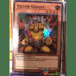 Yellow Gadget - FIGA-EN008 - Super Rare 1st Edition