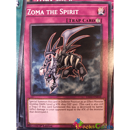 Zoma the Spirit - LED5-EN010 - Common 1st Edition