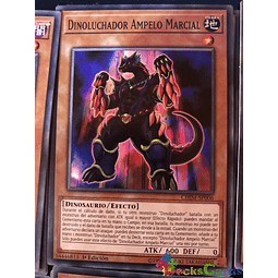 Dinowrestler Martial Ampelo - CHIM-SP006 - Common 1st Edition