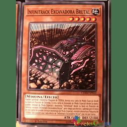 Infinitrack Brutal Dozer - CHIM-SP022 - Common 1st Edition