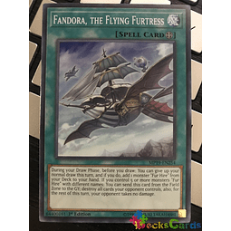 Fandora, the Flying Furtress - MP19-EN254 - Common 1st Edition