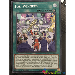 F.A. Winners - MP19-EN062 - Common 1st Edition