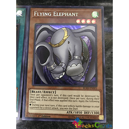 Flying Elephant - BLRR-EN003 - Secret Rare 1st Edition