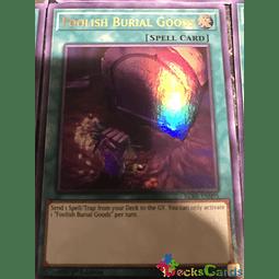 Foolish Burial Goods - BLRR-EN095 - Ultra Rare 1st Edition