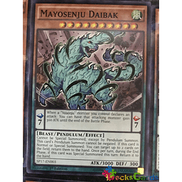 Mayosenju Daibak - SP17-EN003 - Common 1st Edition