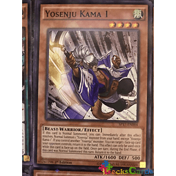 Yosenju Kama 1 - SP17-EN004 - Common 1st Edition