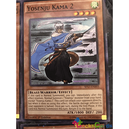 Yosenju Kama 2 - SP17-EN005 - Common 1st Edition