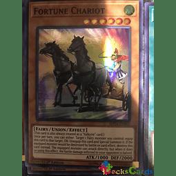 Fortune Chariot - SHVA-EN005 - Super Rare 1st Edition