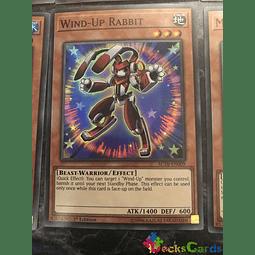 Wind-Up Rabbit - AC18-EN009 - Super Rare 1st Edition