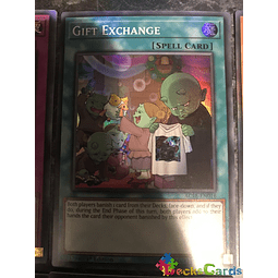 Gift Exchange - AC18-EN016 - Super Rare 1st Edition