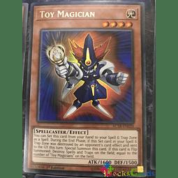 Toy Magician - AC18-EN020 - Ultra Rare 1st Edition