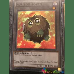 Kuriboh Token - AC19-EN003 - Super Rare 1st Edition